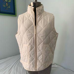 J.Crew Mercantile puffer vest women's size XL